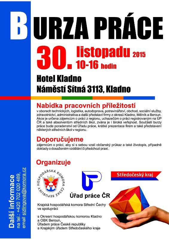 Burza Prace Kralupy Nad Vltavou Online