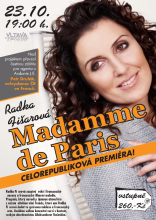 Radka Fišarová - Madamme de Paris